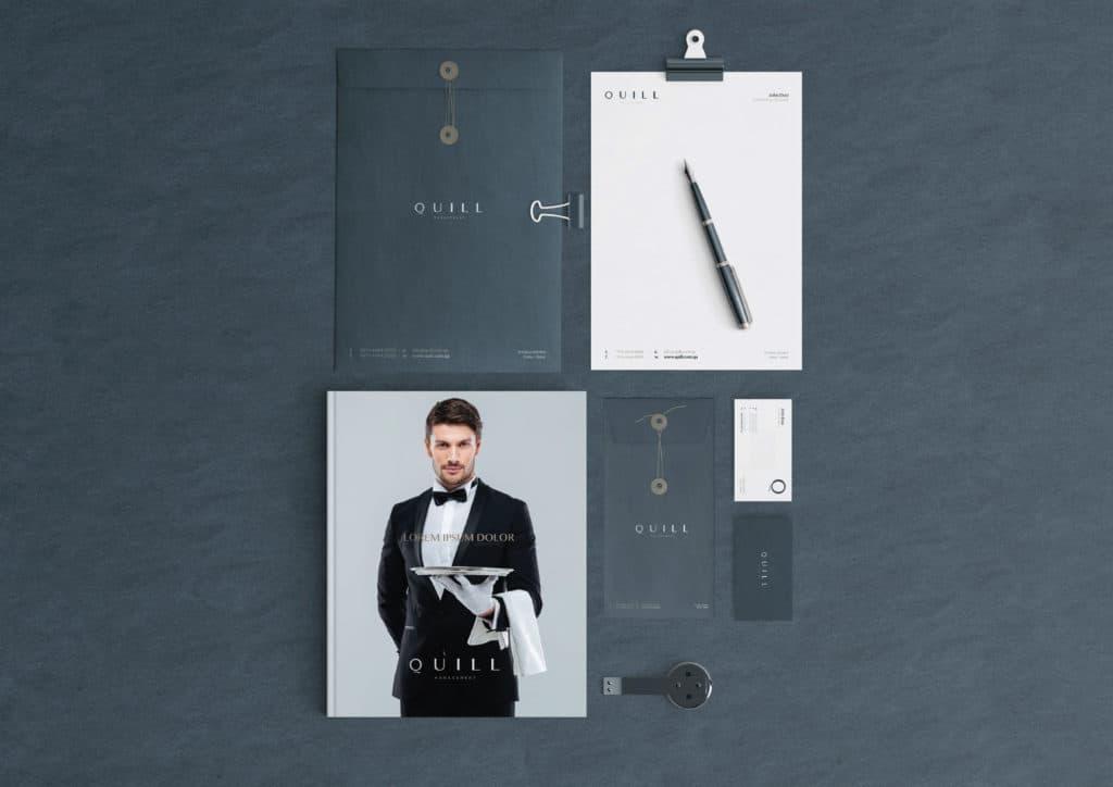 Quill Branding presentation 3