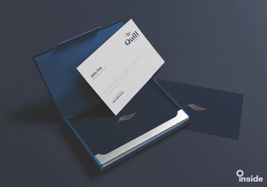 Quill Branding presentation