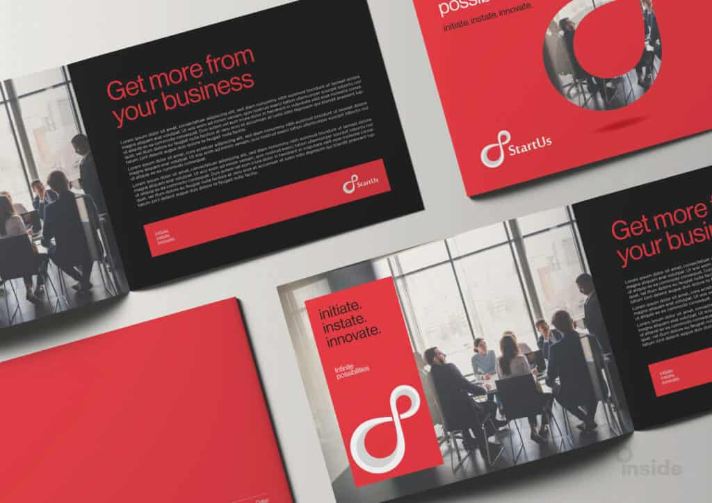 Startus branding presentation