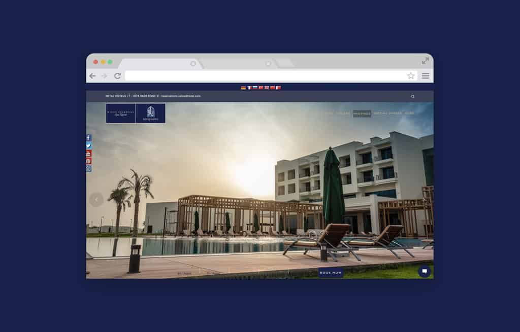 Vichy Celestins Spa Resort Retaj Salwa