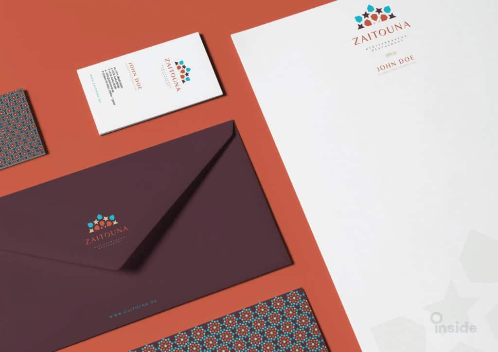 zaitouna branding presentation
