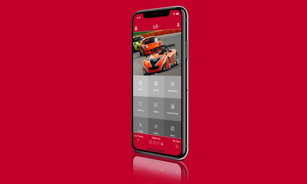 Losail Circuit Sports Club Mobile App