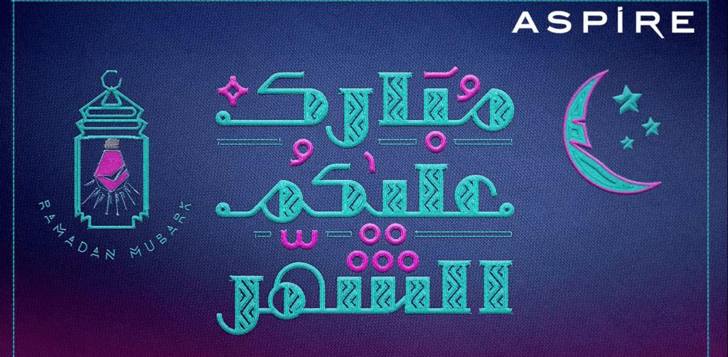 Ramadan Mubarak – Aspire