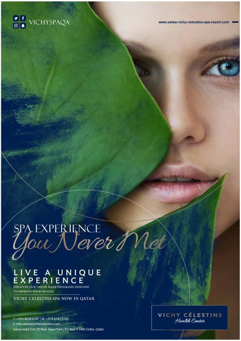 Vichy Celestins Spa Experience