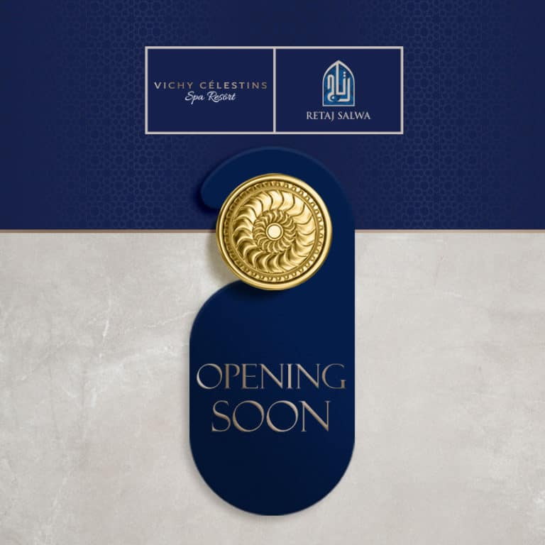 Retaj – Spa Opening Soon