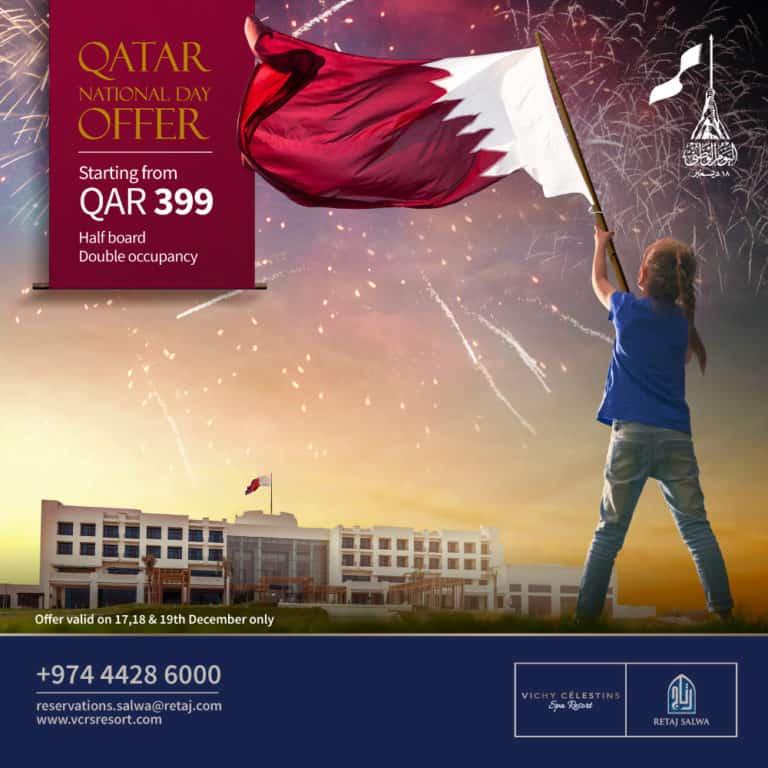 Qatar National Day Offer – Retaj