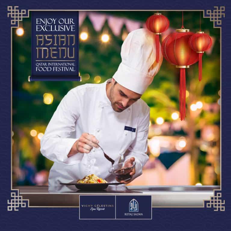 Retaj Asian Menu – International Food Fest