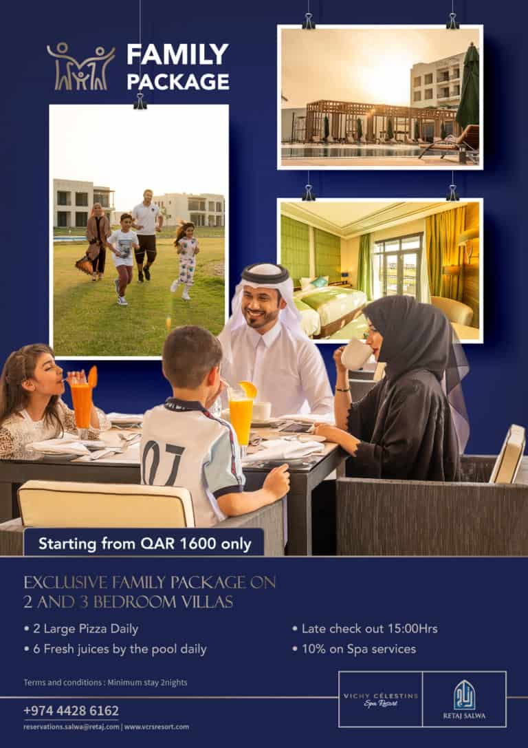 Family Package – Retaj